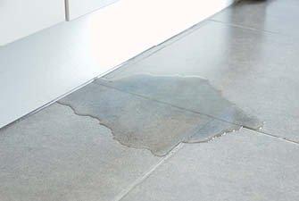 water on floor image