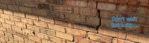 foundation repair don't wait