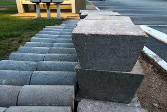 pressed pile foundation repair
