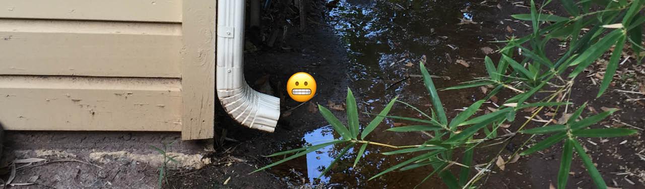 Fix Drainage Problems Around Your Foundation