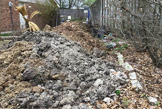 Expansive Clay Soil causes foundation problems sometimes