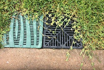 handling drainage problems