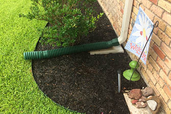 fixing poor drainage