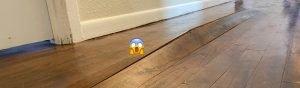 hardwood floor issues