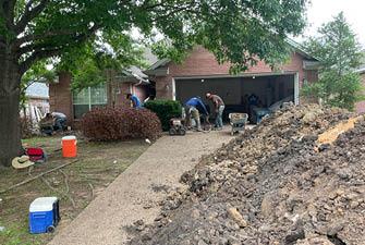 newer homes need foundation repair too